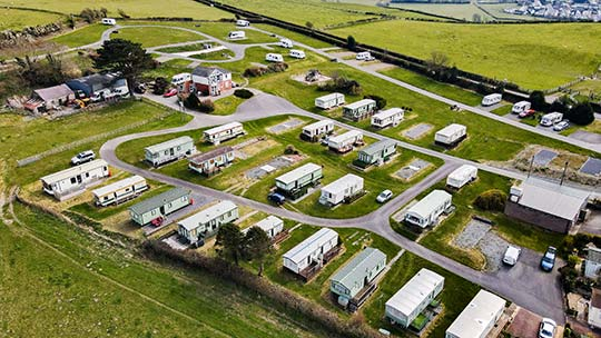 Static Caravans to Buy in Aberystyth
